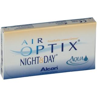 AIR OPTIX® NIGHT&DAY™ AQUA