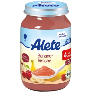 Alete® Banane-Kirsche
