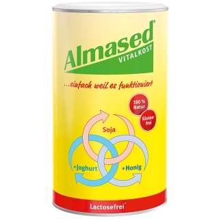 Almased Vital-Pflanzen-Eiweißkost laktosefrei