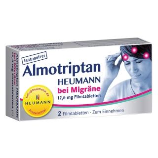 Almotriptan Heumann 12,5mg
