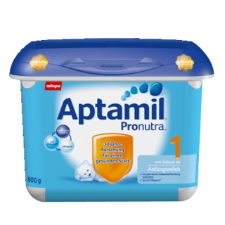 Aptamil™ Pronutra 1 Anfangsmilch Safebox