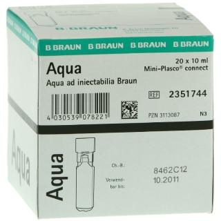 Aqua Ad Inject Miniplasco connect Ampullen