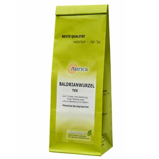Aurica® Baldrianwurzel Tee