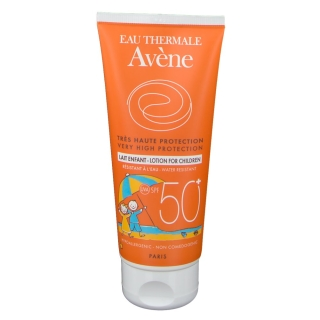 Avène Kinder-Sonnenmilch SPF 50+