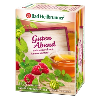 Bad Heilbrunner® Guten Abend Tee