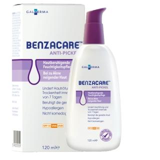 BENZACARE Hautberuhigende Feuchtigkeitspflege