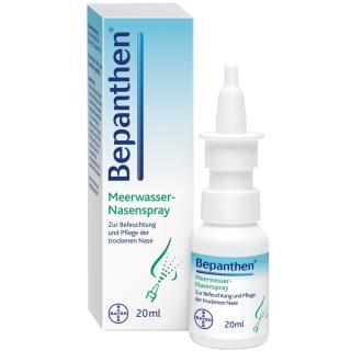 Bepanthen® Meerwasser Nasenspray