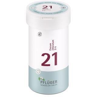 Biochemie Pflüger® Nr. 21 Zincum chloratum D6 Tabletten
