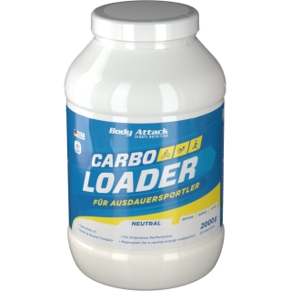 Body Attack Carbo Loader neutral