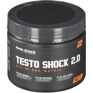 Body Attack Testo-Shock