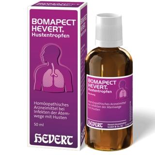 BOMAPECT HEVERT® Hustentropfen