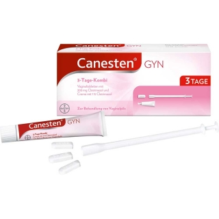 Canesten® GYN 3-Tage-Kombipackung