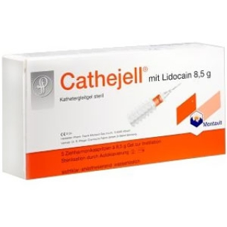 Cathejell® mit Lidocain 8,5 g