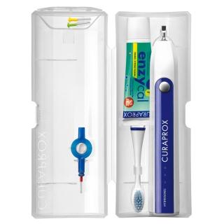 Curaprox® Hydrosonic Dental Care Set CHS 100