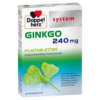 Doppelherz® system GINKGO 240 mg