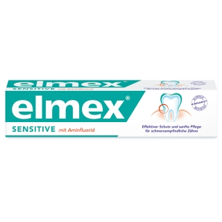 elmex® SENSITIVE Zahnpasta