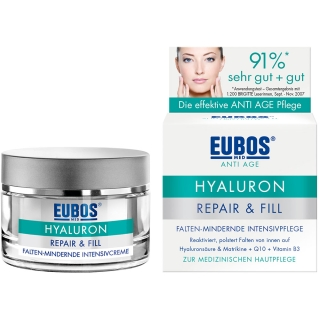 EUBOS® Anti Age Hyaluron Repair & Fill Creme