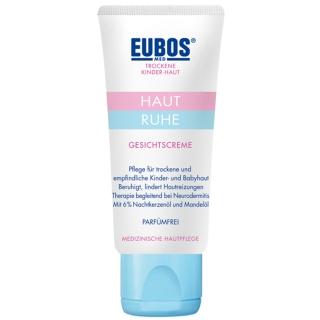 EUBOS® Kinder Haut Ruhe Gesichtscreme