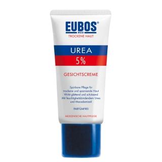 EUBOS® MED Trockene Haut 5% Urea Gesichtscreme