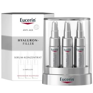 Eucerin® Anti Age HYALURON-FILLER Serum Konzentrat + Anti-Age Set GRATIS