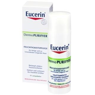 Eucerin® DermoPURIFYER Feuchtigkeitspflege