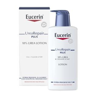 Eucerin® UreaRepair PLUS 10% UREA LOTION