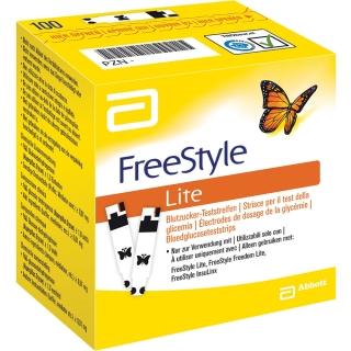 FreeStyle Lite Blutzucker Teststreifen ohne Codieren