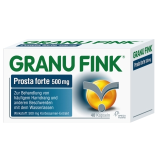GRANU FINK® Prosta forte 500mg