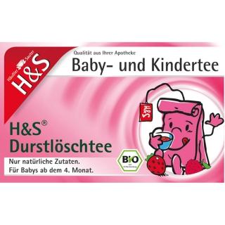 H&S® Baby- und Kindertee Bio Durstlöschtee Nr. 53