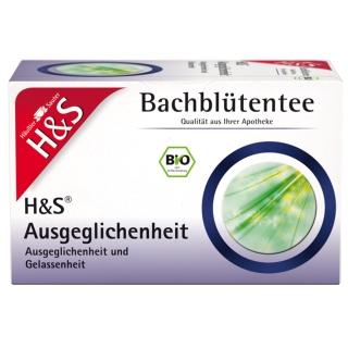H&S Bio-Bachblütentee Ausgeglichenheit Nr. 81