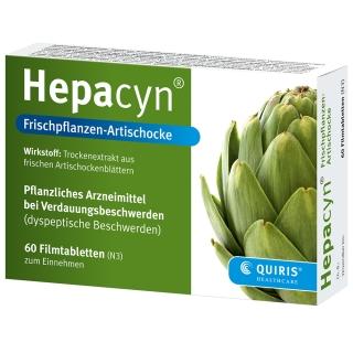 Hepacyn Frischpflanzen-Artischocke