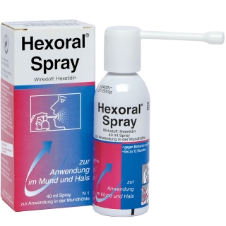 Hexoral® Spray
