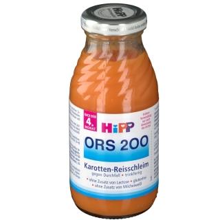 HiPP Karotten-Reisschleim ORS 200
