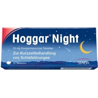 Hoggar® Night 25 mg Doxylaminsuccinat