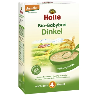 Holle Bio-Babybrei Dinkel