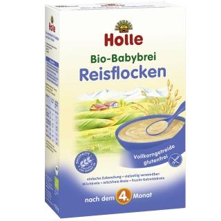 Holle Bio-Babybrei Reisflocken