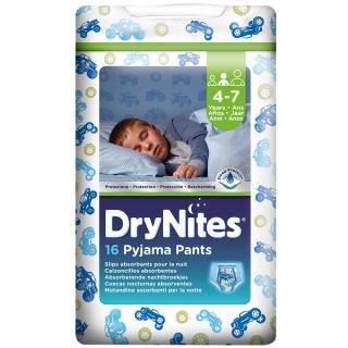 Huggies DryNites® 4 - 7 Jahre Jungen
