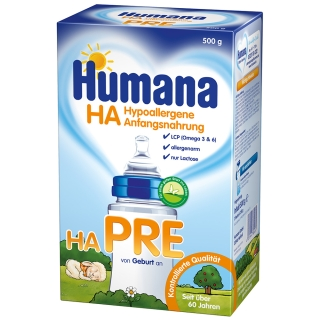 Humana HA PRE
