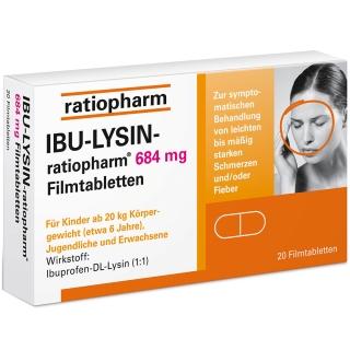 IBU-LYSIN-ratiopharm®684 mg