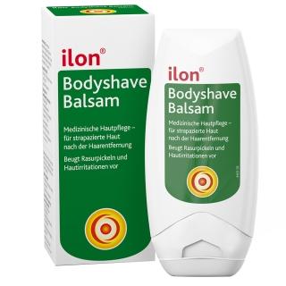 ilon® Bodyshave Balsam + Wilkinson Einwegrasierer GRATIS