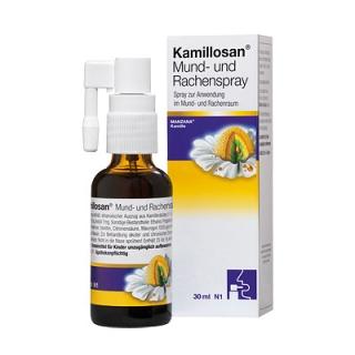 Kamillosan® Mund- und Rachenspray
