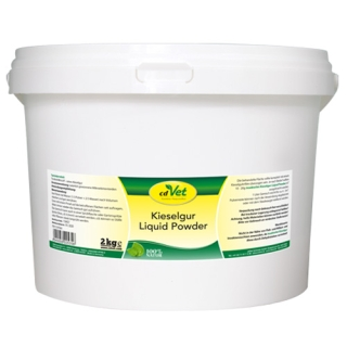 Kieselgur Liquid Powder