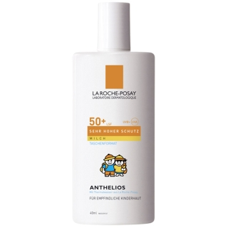 LA ROCHE-POSAY Anthelios Dermo-Kids LSF 50+ Milch + After-Sun-Gel GRATIS