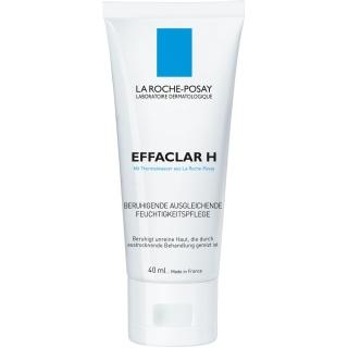 LA ROCHE-POSAY Effaclar H Beruhigende Feuchtigkeitspflege + 50 ml Schäumendes Reinigungsgel GRATIS