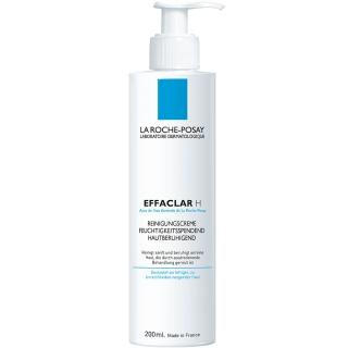LA ROCHE-POSAY Effaclar H Reinigungscreme + 50 ml Schäumendes Reinigungsgel GRATIS
