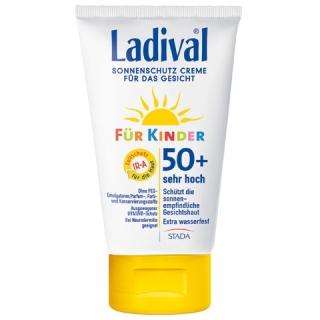 Ladival® für Kinder Sonnenschutz Creme für das Gesicht 50+
