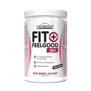 LAYENBERGER® Fit + Feelgood Slim Rote Beeren-Joghurt