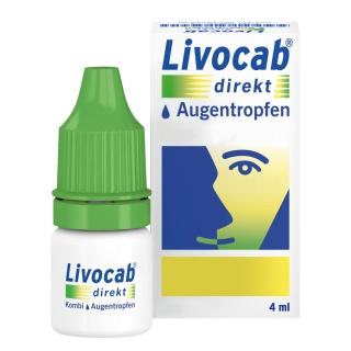 Livocab® direkt Augentropfen