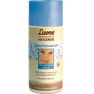 Luvos® HEILERDE Gesichtswasser