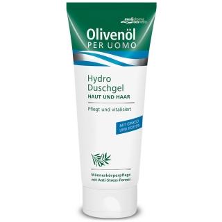medipharma cosmetics Olivenöl Per Uomo Hydro Duschgel